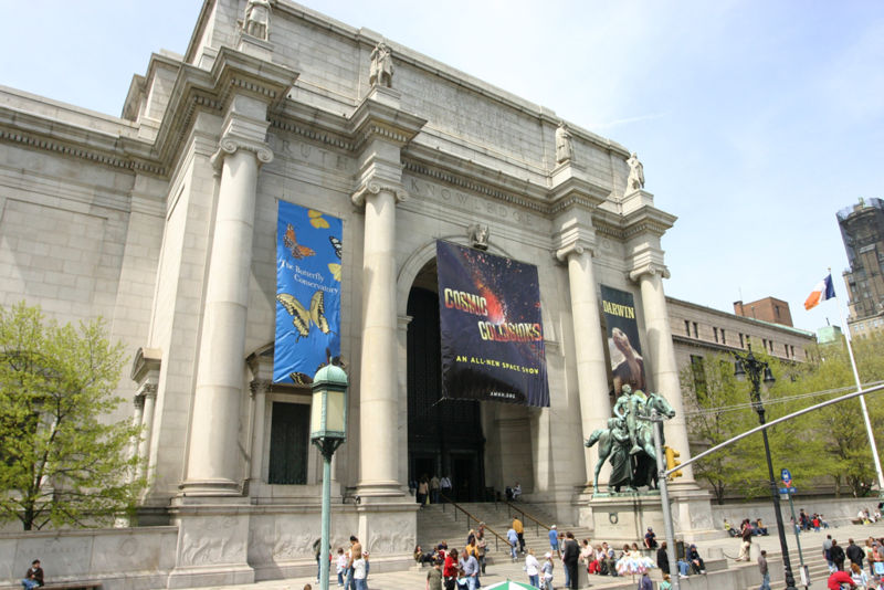 American Museum of Natural History - Attraction - Central Park West and 79 St, New York, NY, United States